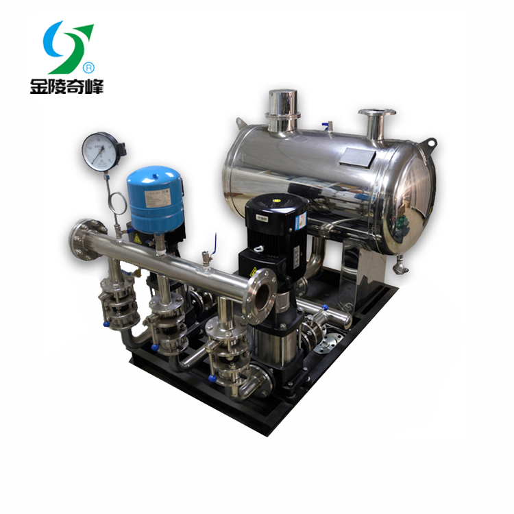 高层变频供水设备 WB型 无负压稳流给水设备 金陵奇峰