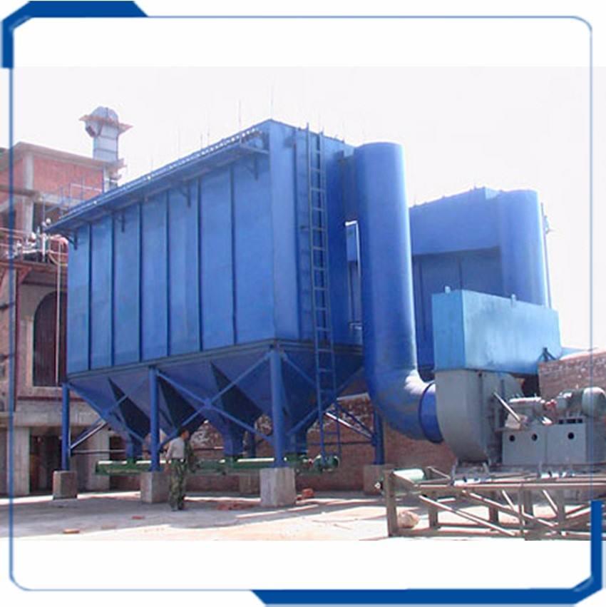 水泥厂PPC64-5气箱式脉冲收尘器,气箱脉冲除尘器