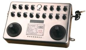 矿用无线控制系统 科安矿用控制箱 遥控器 矿用充电装置