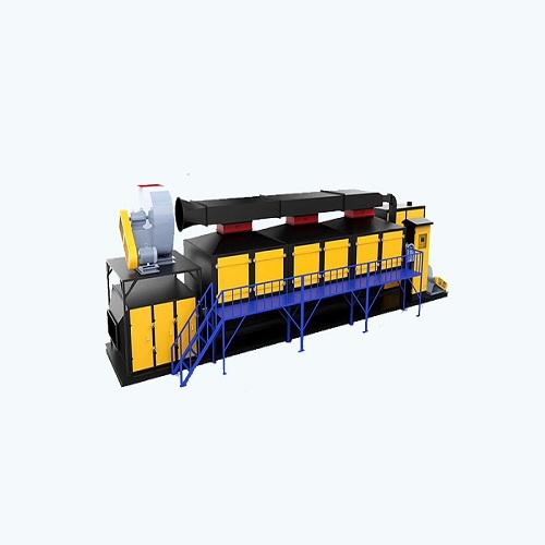 HBT-RCO活性炭吸附脱附催化燃烧设备