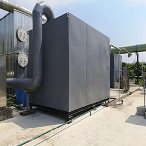 HBT-WS环保生物滤池污水厂除臭设备尺寸定制