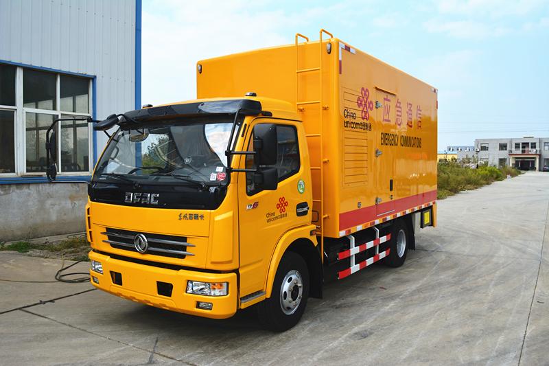 电源车生产厂家 国六排放移动电源车 150KW-200KW 东风 国六电源车