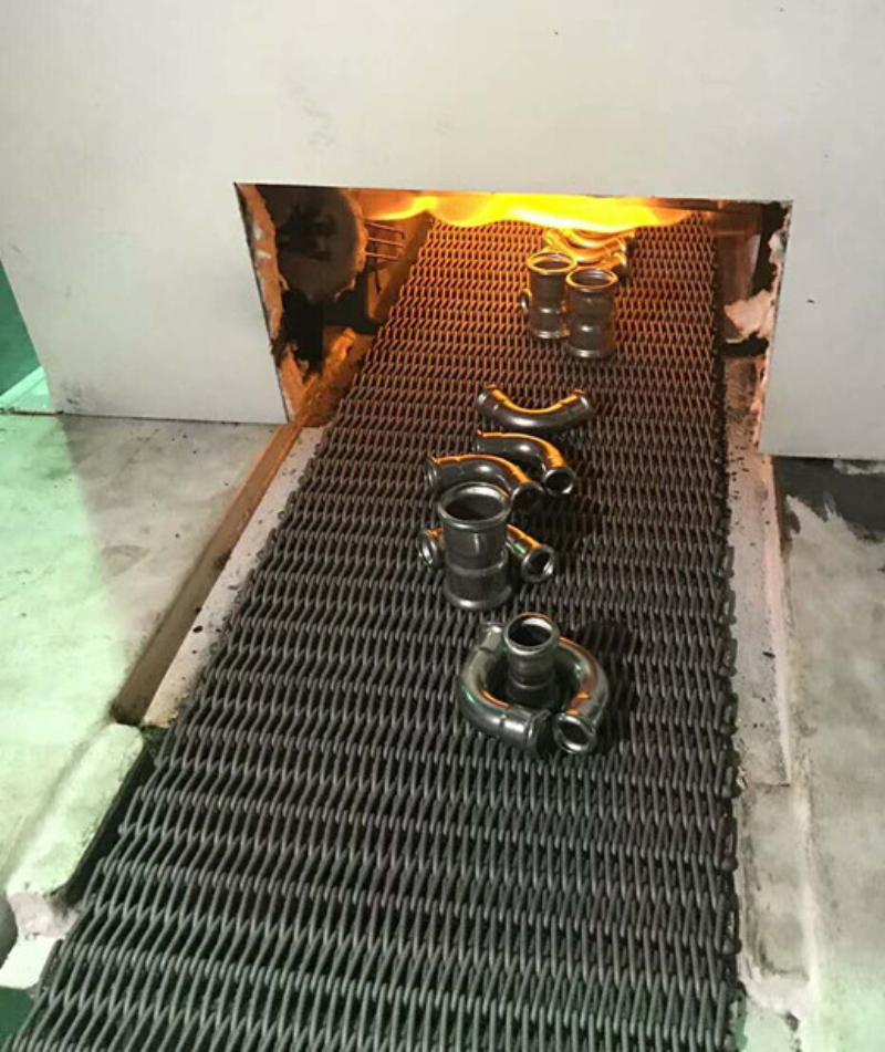 网带钎焊炉