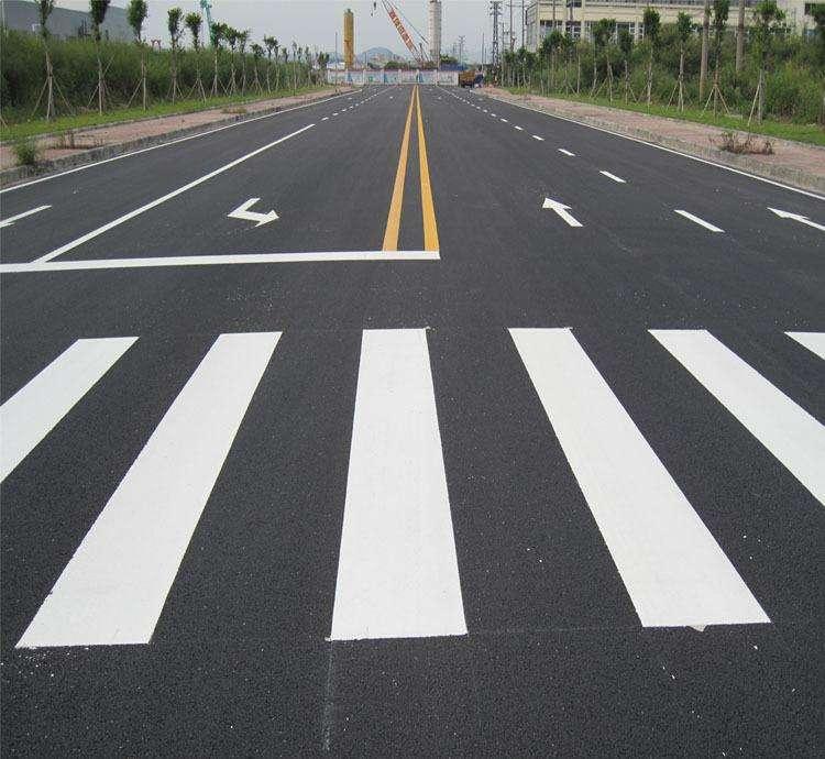 道路划线 如皋道路划线工程价格 厂家上门服务