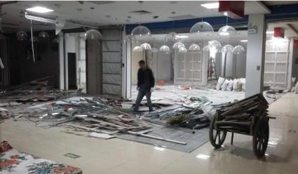 店铺拆旧-杭州市西湖区文寿装饰材料经营部