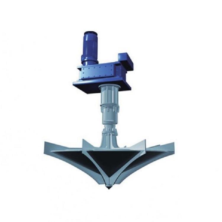 表曝机 污水处理设备充氧机 倒伞型立式表曝机