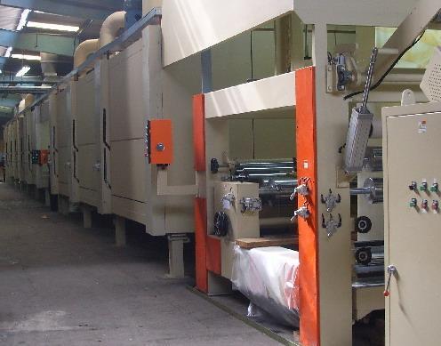 本公司专注于人造板贴面浸渍纸设备的设计制造
