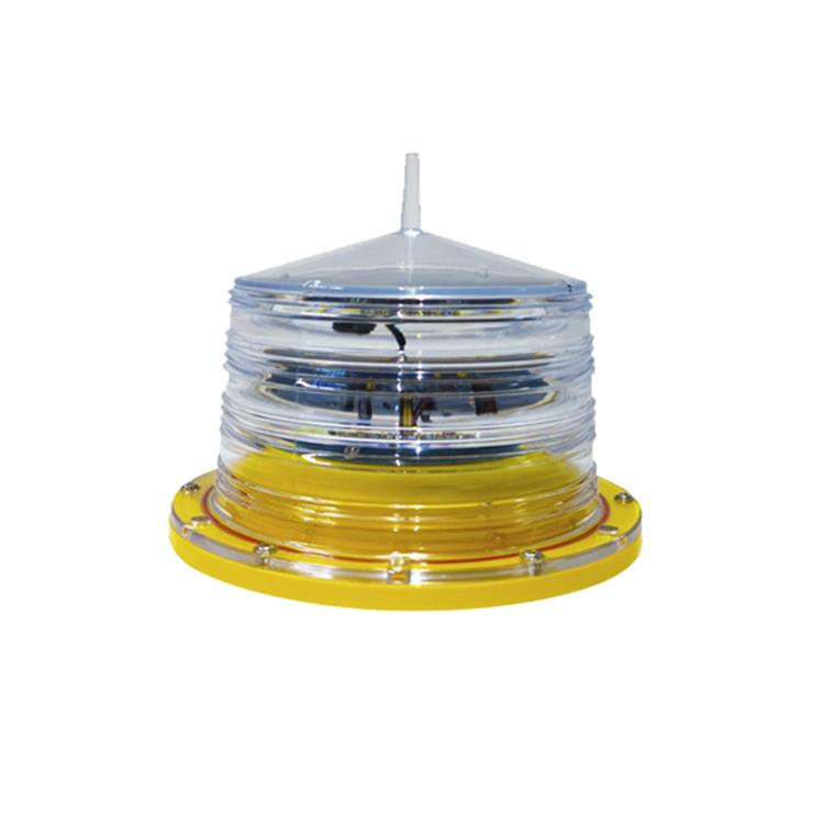 XH-LSR太阳能航空障碍灯      太阳能电池板航空信号灯   南京航空灯厂家
