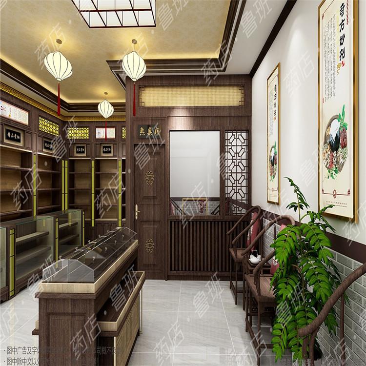 徐州中药背柜定制 中药柜生产厂家