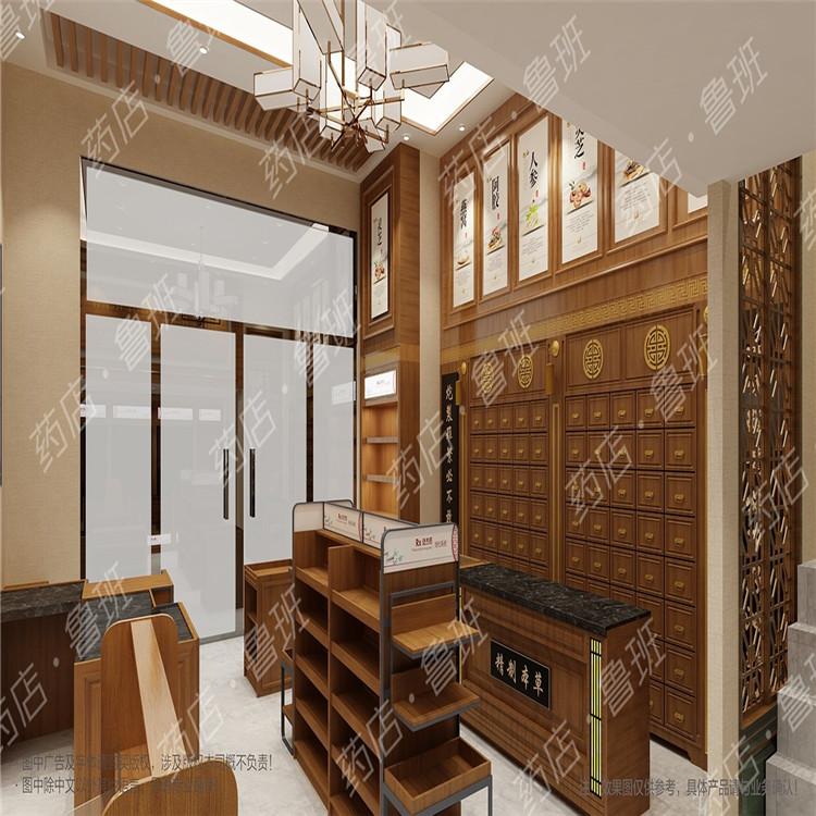 苏州药店展示柜生产厂家