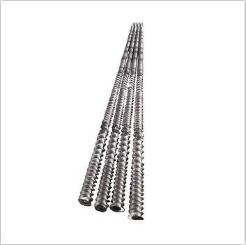 专业花键轴加工双螺杆挤出机配件芯轴主轴渐开花键轴螺杆非标定制