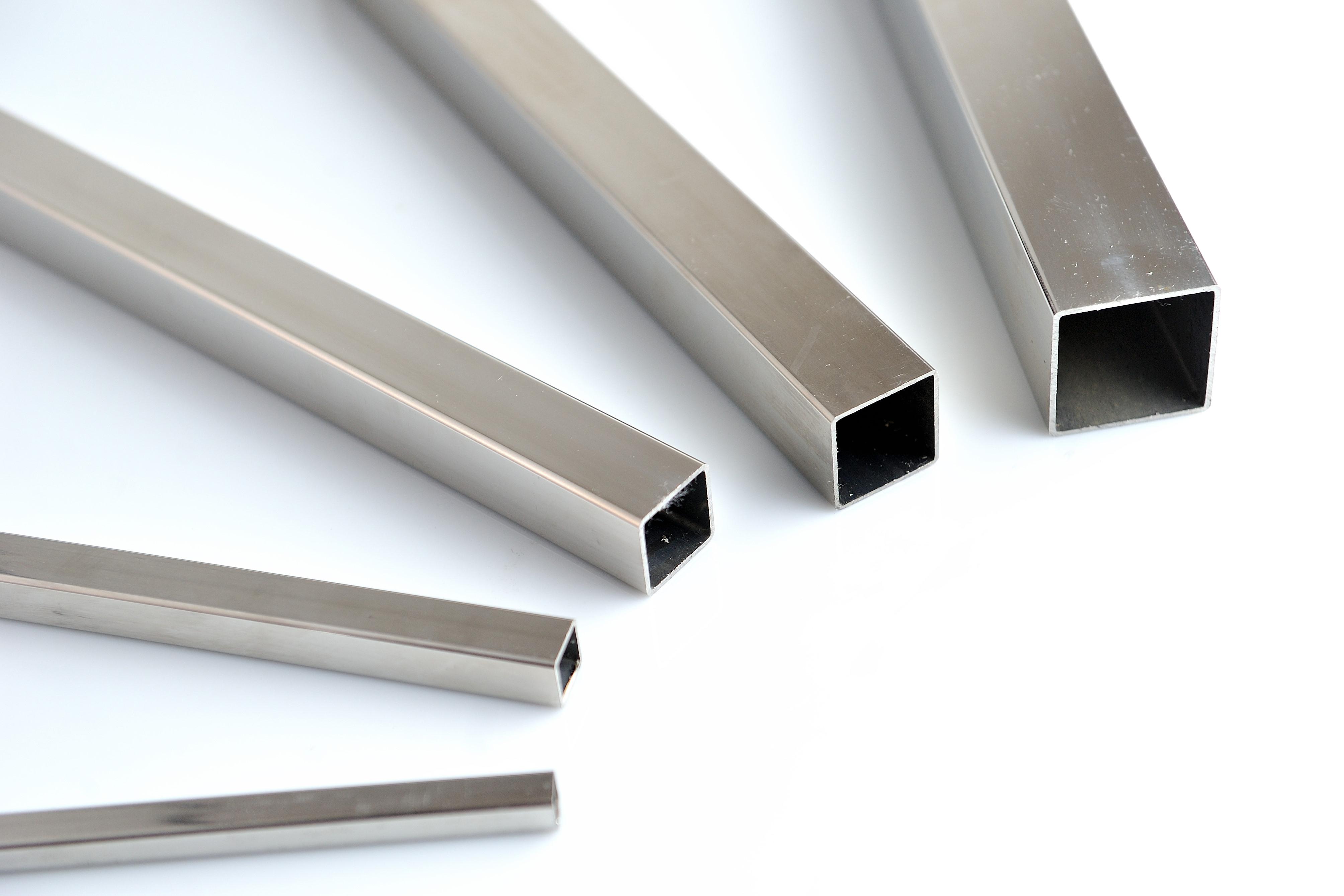 景鑫201不锈钢方管 不锈钢道具管厂家 道具展具用不锈钢管批发