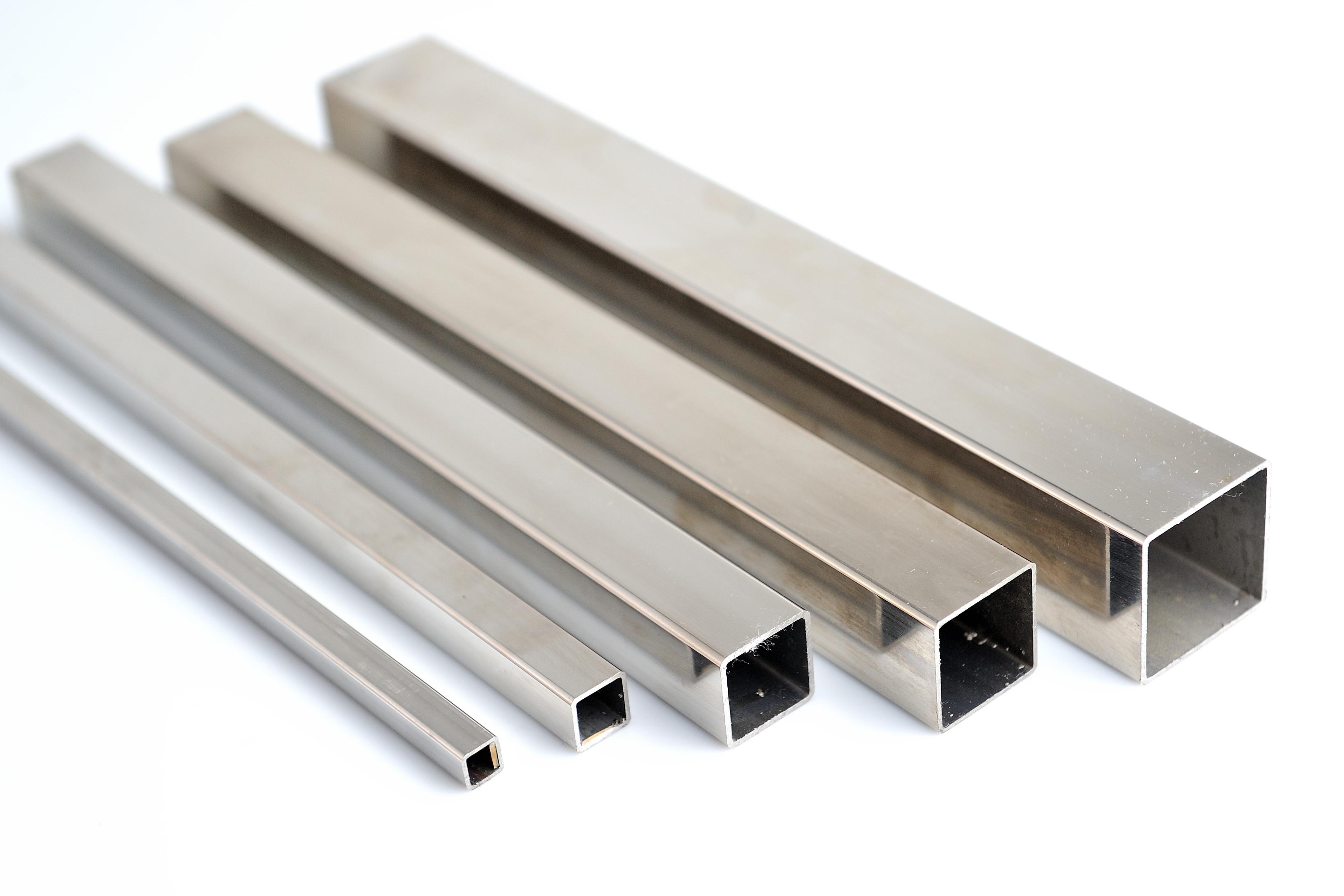 304不锈钢方管加工厂家直供 方形不锈钢管拉丝装饰制品管批发定制