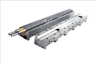 双螺杆挤出机螺杆元件6542 双螺杆挤出机螺纹元件厂家 螺纹套批发