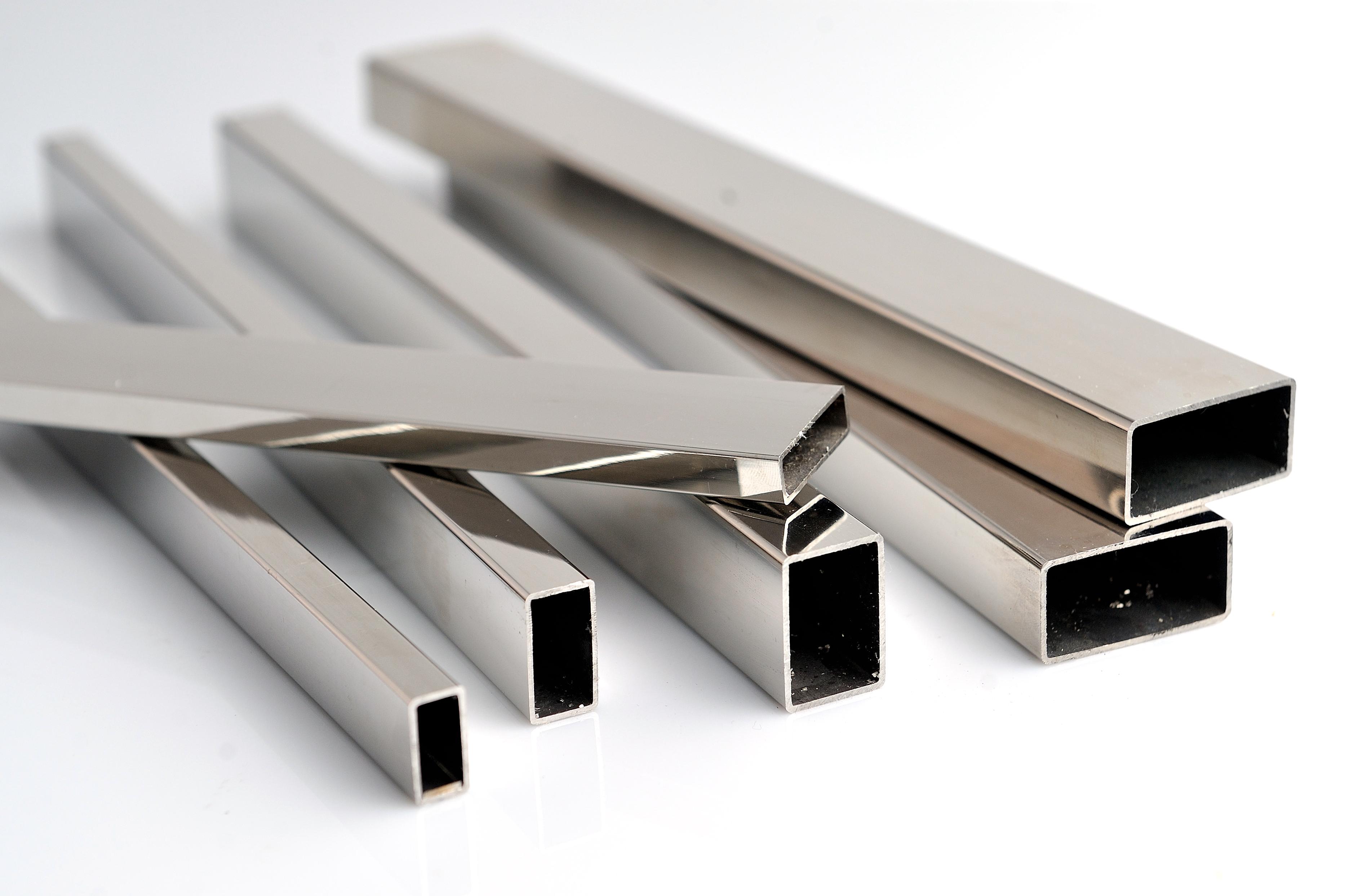 景鑫201不锈钢矩形管 现货批发不锈钢制品管 不锈钢金属制品管加工定制厂家直供