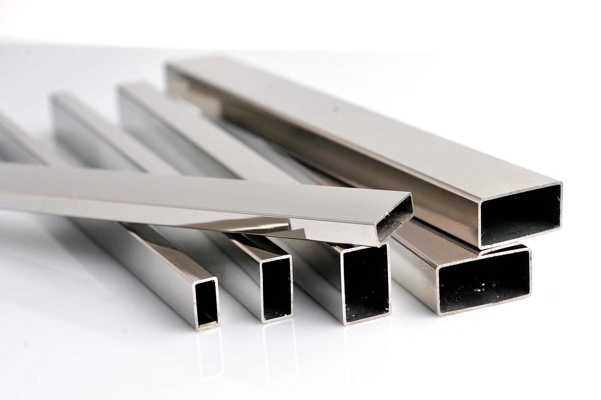 矩形不锈钢管批发展示 不锈钢焊管定制316L不锈钢矩管厂家现货