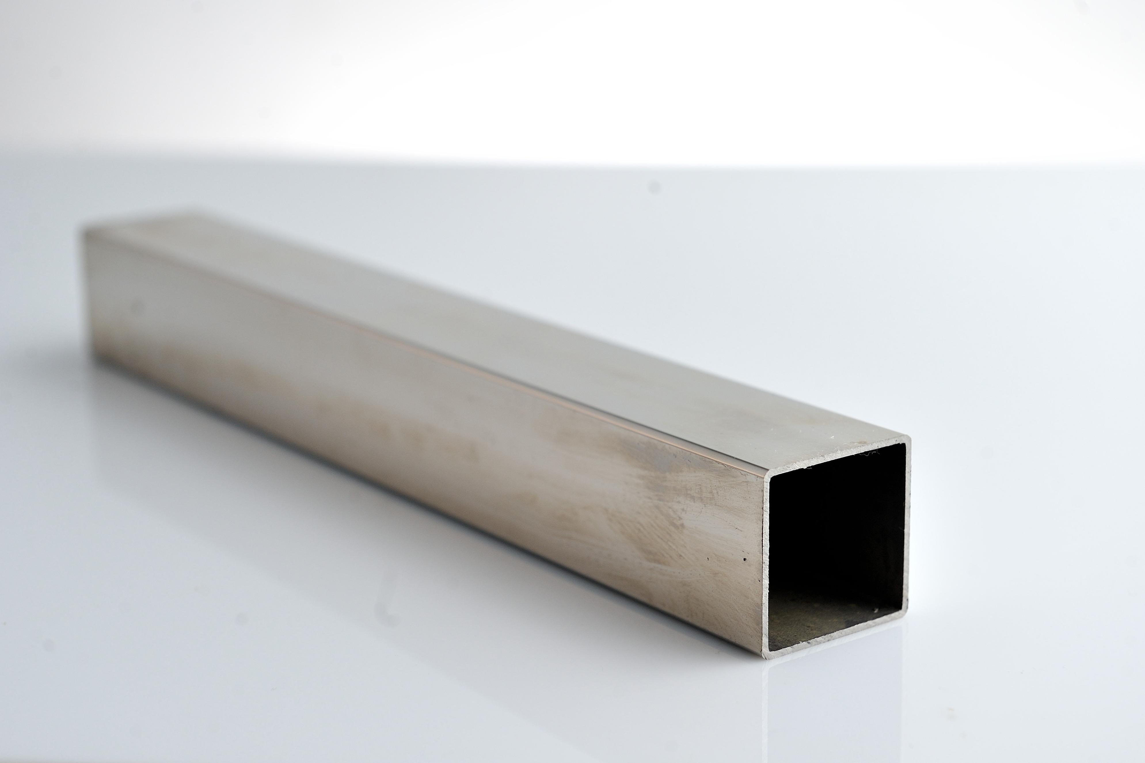 浙江方形316不锈钢管规格齐全批发定制 316不锈钢方管厂家直供