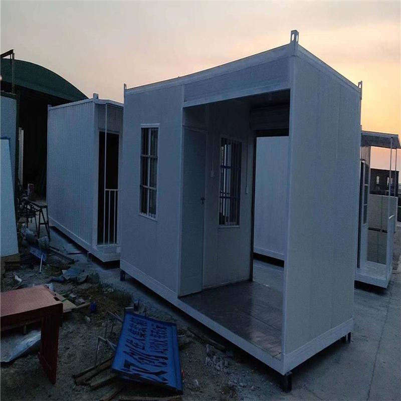 折叠式集装箱  南京顺鹏专业活动板房生产厂家 电话定制
