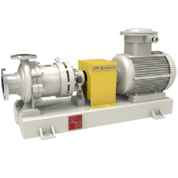 磁力驱动化工流程泵TCAB25-200 体积小、力矩大