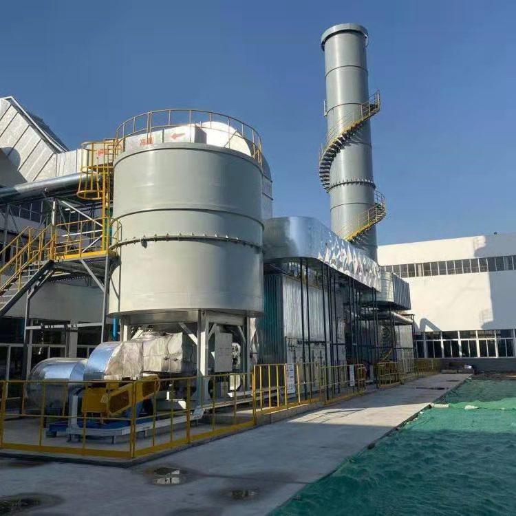 RTO+CO废气处理设备