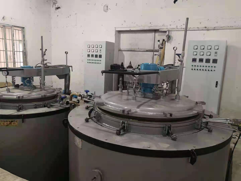 探井钻杆气体氮化炉