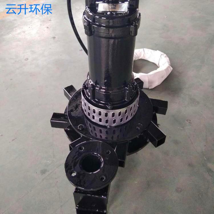 厂家供应WQ潜水排污泵 无堵塞污水潜水泵 WQ耦合式潜污泵