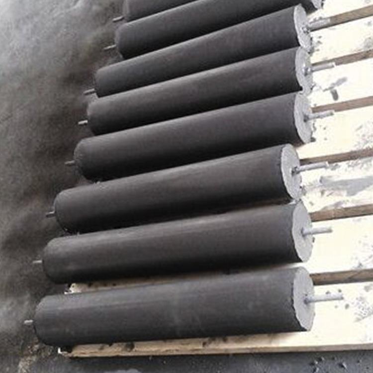 防雷电设备生产厂家  接地模块  圆形接地模块