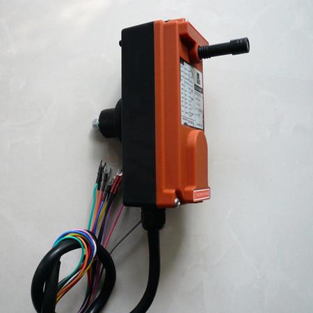 厂家供应 龙门吊无线遥控器 单梁起重机遥控器 双梁起重机遥控器
