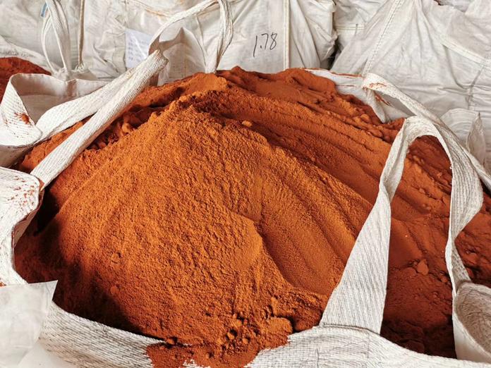 红砂厂  铸造红砂批发