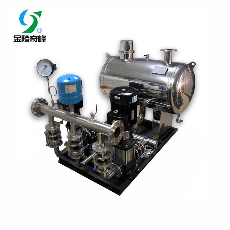 无负压稳流给水设备 无负压变频供水机组 厂家销售