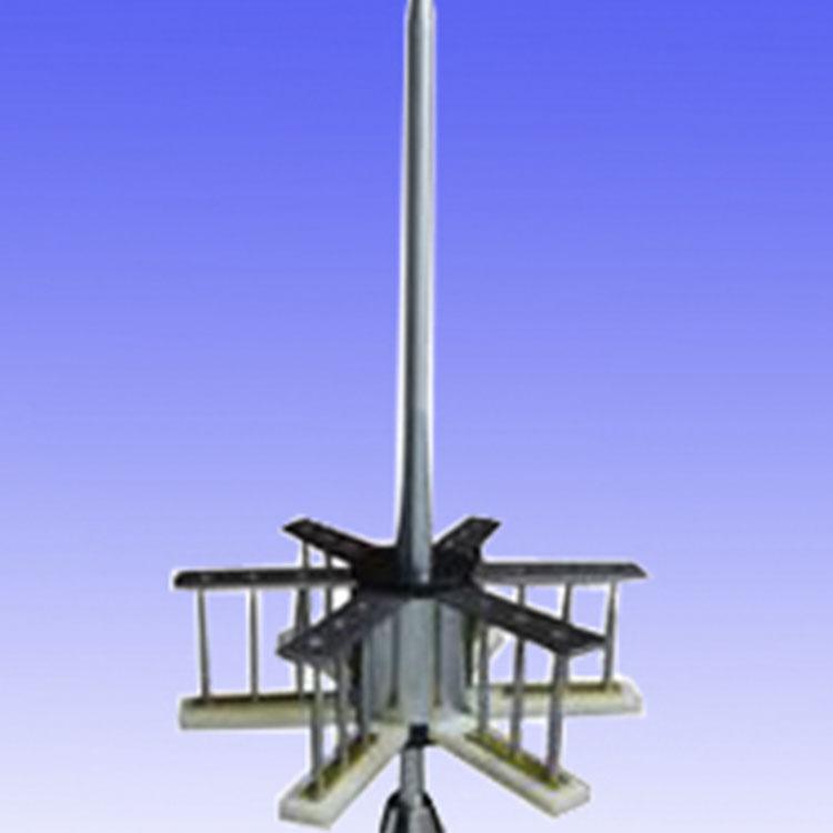 INGESCO提前放电避雷针  PDC3.1提前放电避雷针 预放电避雷针 三叉形避雷针