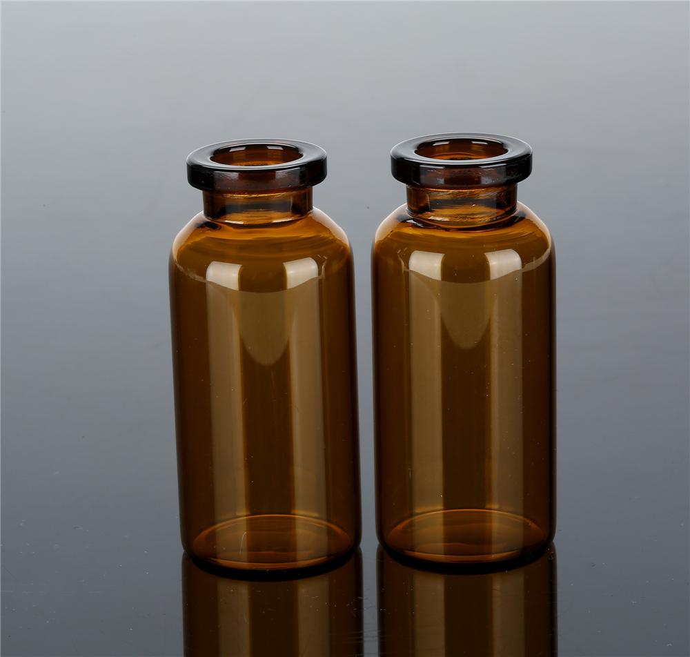 厂家定制管制西林瓶   优质玻璃管制瓶  南通瑞铭包装