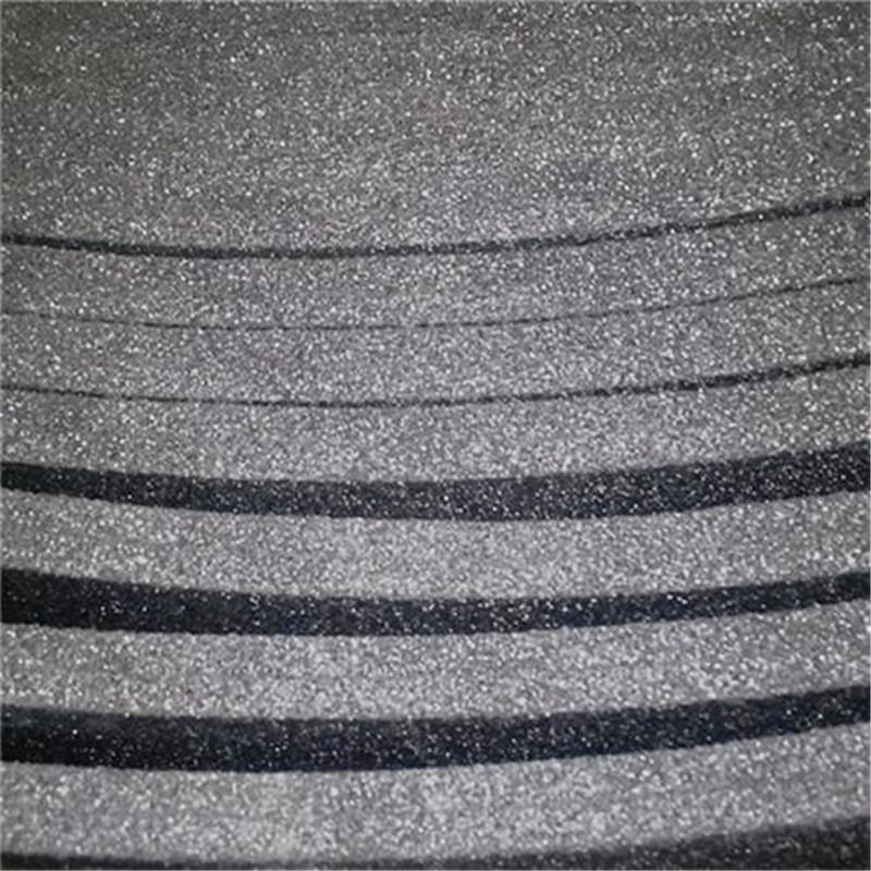 苏州浮筑楼板保温隔声系统5mm减震垫 绿色节能材料 湖州厂家