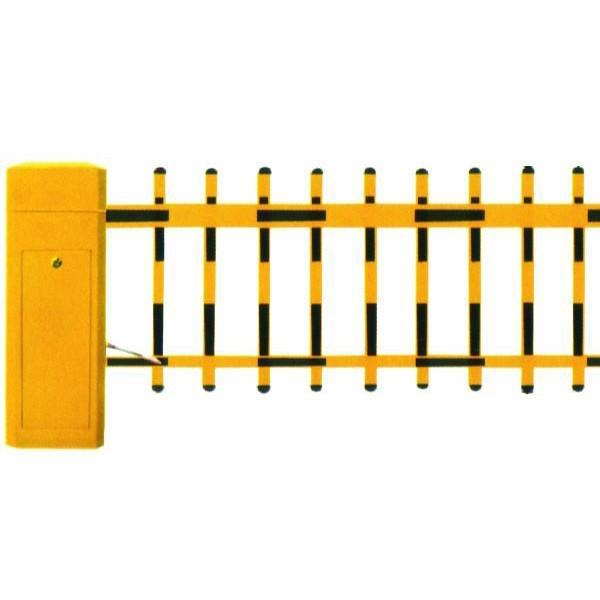 单层双层栅栏道闸杆 停车场栅栏杆 防砸栅栏道闸杆 智能升降栅栏杆