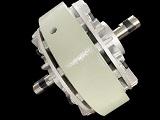 专业磁粉制动器厂家  海安华洋 供应空心轴磁粉制动器
