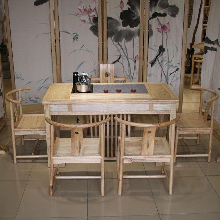 新中式家具做什么颜色的漆好看-保定新中式红木家具