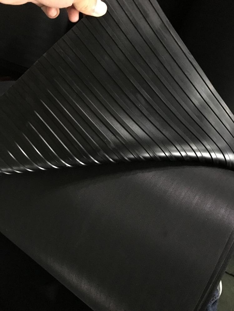5mm绝缘橡胶板 黑色橡胶垫 铺地胶垫3mm配电房用 黑色工业橡胶板定制