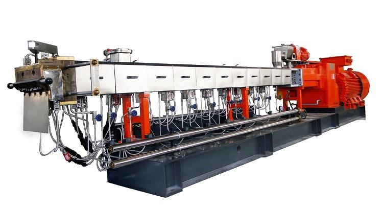 厂家直销 TSV系列双螺杆挤出机 应用范围广 价格适中