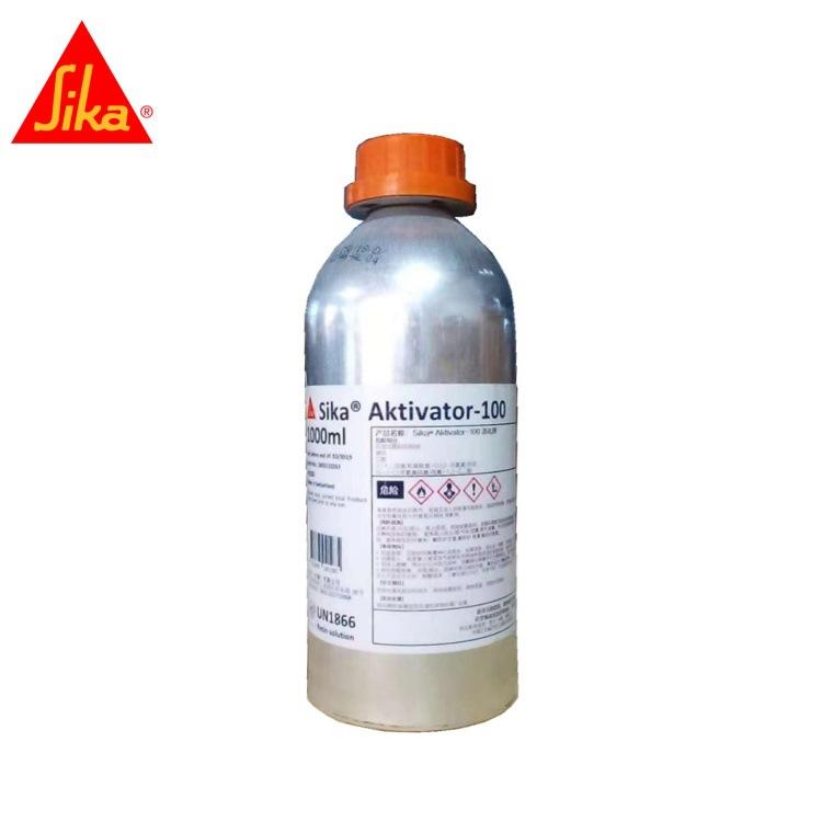 源头好货保证全正品 批发销售 Sika AKtivator-100 瑞士西卡表面活化剂 Sika AK玻璃清洗剂