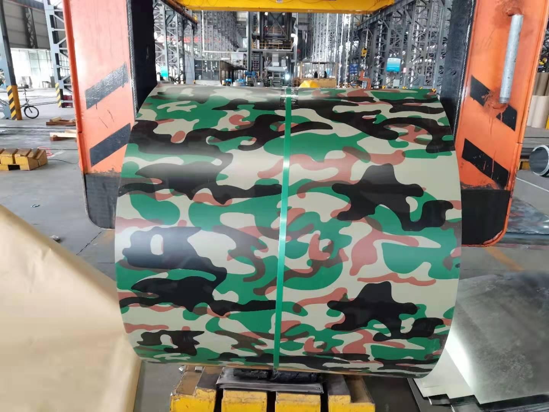 高端彩钢板 印花版 迷彩版 高端彩钢板厂家 印花版厂家 南通辉煌彩钢