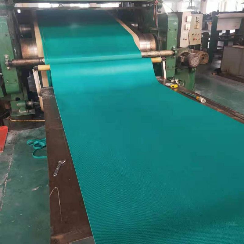 绿色橡胶板 找豪大橡塑 现货供应 厂家直销 种类齐全