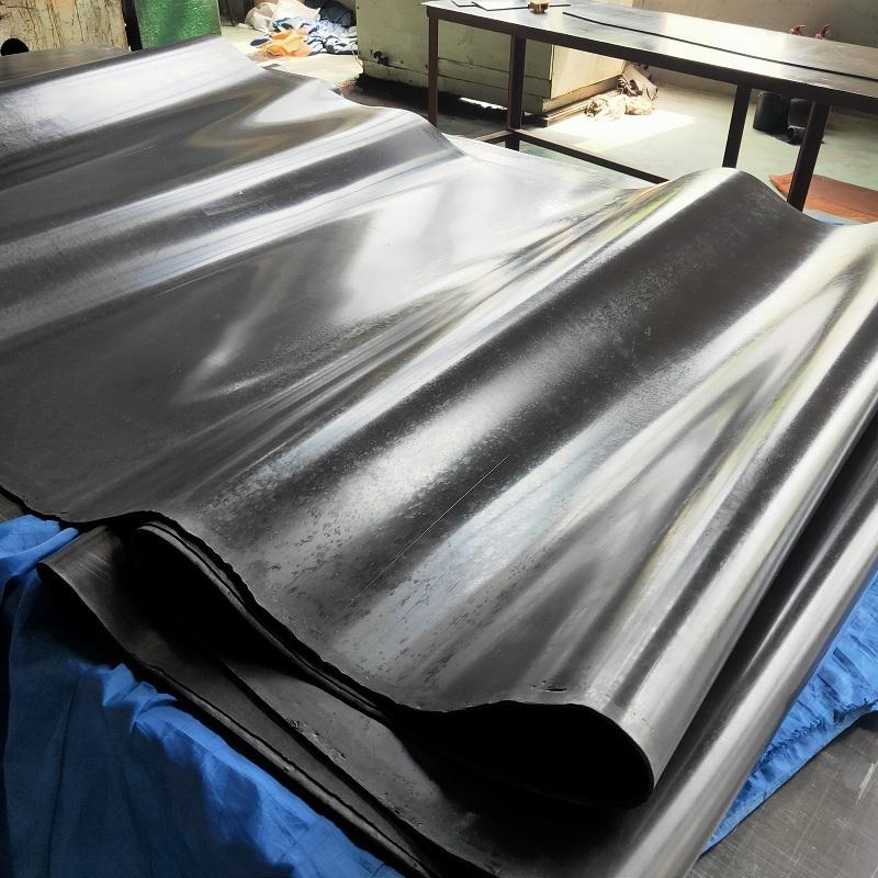 豪大橡塑厂家供应优质氟橡胶板 氟胶板 耐高温阻燃氟橡胶板 FKM橡胶板