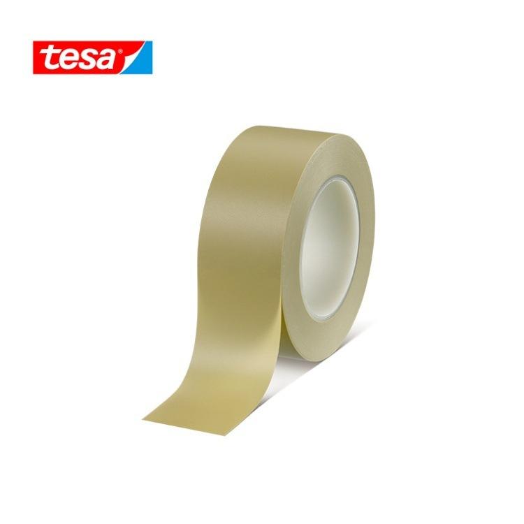厂家直销价格精美 德莎tesa4174 整支/定制分切PVC薄膜胶带 分色喷漆遮蔽 耐高温