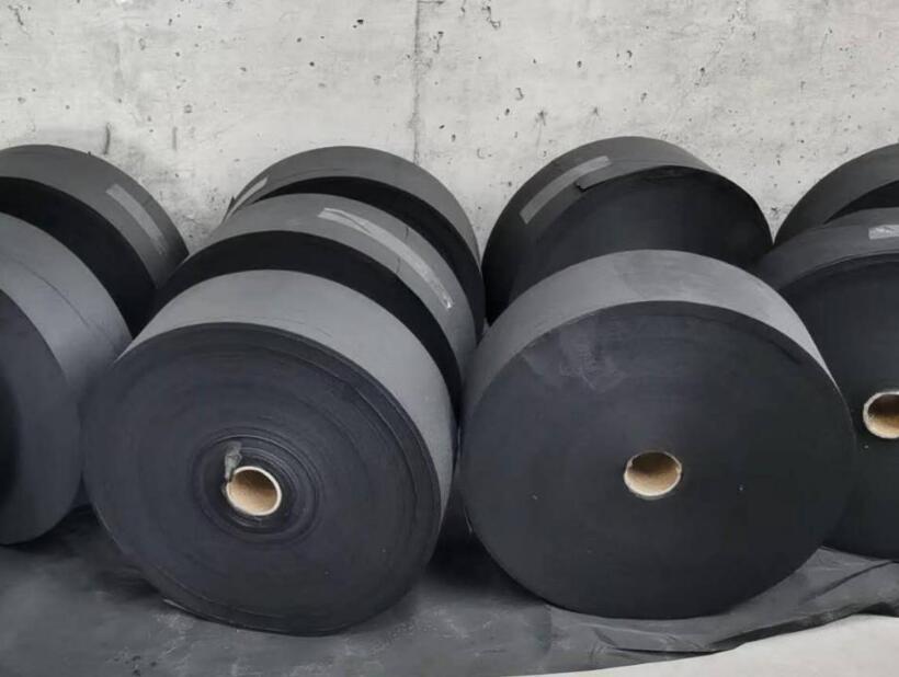 厂家直供 活性炭无纺布超大幅宽 活性炭无纺布   活性炭无纺布厂家     口罩用活性炭滤布无纺 可定制