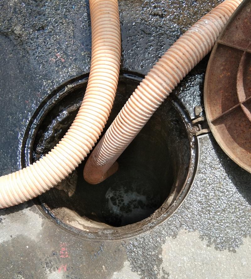 污泥干湿分离处理 污泥池清理 专业处理污泥 南京云中采管道