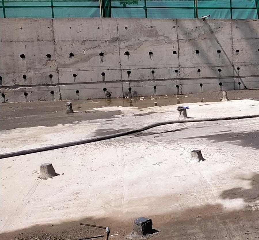 屋顶垫层 屋面找坡 抗震隔音 发泡混凝土 宏途建筑 厂家直销