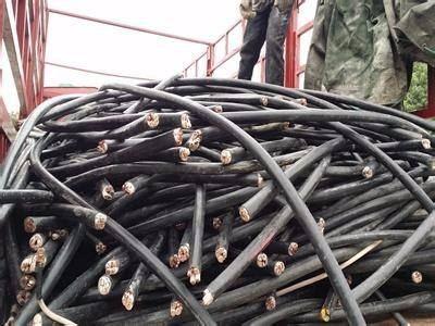 中升电缆回收的价格 回收电缆废线价格 工地废电缆回收