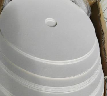 磨床过滤纸 工业滤纸 切削液过滤无纺布滤纸 过滤精度高透水性能好