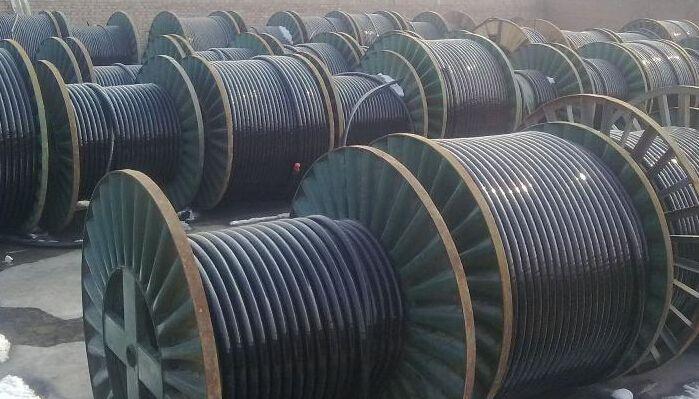 中升山东电缆回收 电缆铜线回收价格 旧铝电缆回收价格