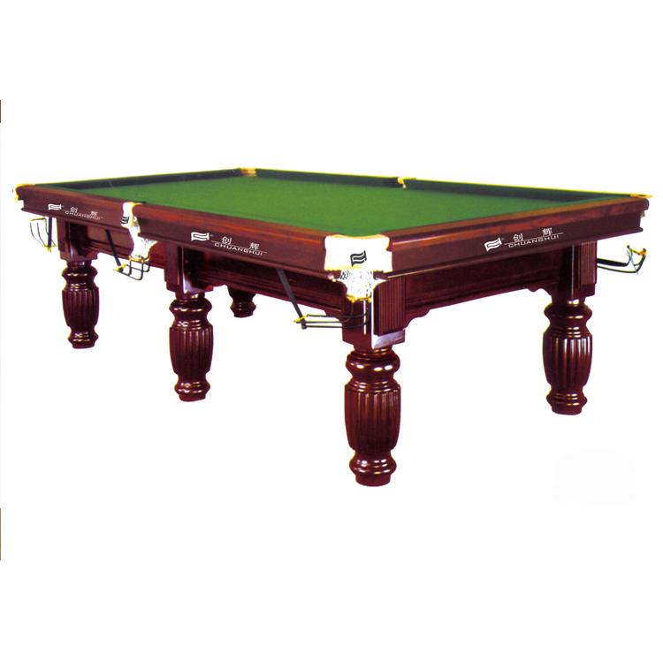 创辉美式标准台 台球桌 桌球 高档桌球 南京台球桌